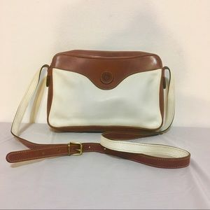 Vintage Michel Clo Cloetta Camera Bag Crossbody